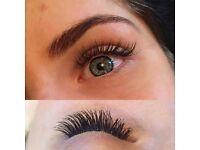 XMAS SPECIAL OFFER-£30 Full set- Semi-permanent individual eyelash extensions.