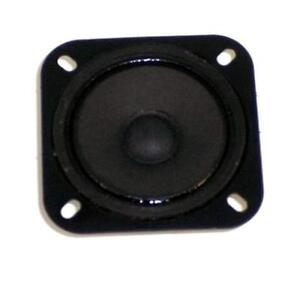 2-REPLACEMENT-8ohm-SQUARE-2-5-MINI-SPEAKERS-TWEETERS