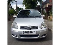 Toyota Yaris Colour Collection 1.0L Silver 2005 5 Door Hatchback FSH £1795 ono