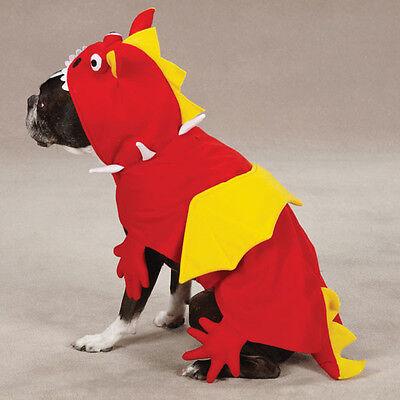 Zack & Zoey DRAGON Dog Halloween Costume Hook/Loop Closure Polyester Leash - Dragon Dog Costumes