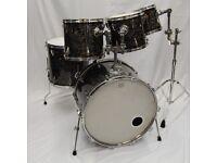 1980s Kestrel Deluxe Shell pack in Black Pearl 10,12,13,16 & 24″