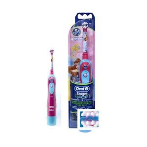 Braun-Oral-B-D2-D2010-Disney-Princess-Kids-Electric-Toothbrush-GENUINE