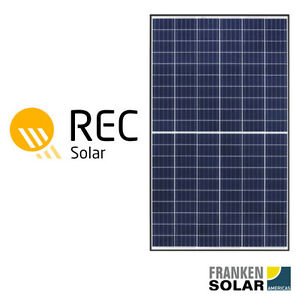 REC 285W Poly 120Cell solar module, PV Panel