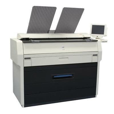 Kip 7170 36 Black-and-white Wide Format Printer 185k Meter