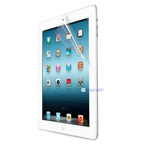 IPAD MINI 1/2 Crystal Clear Screen Protector/Film Cover