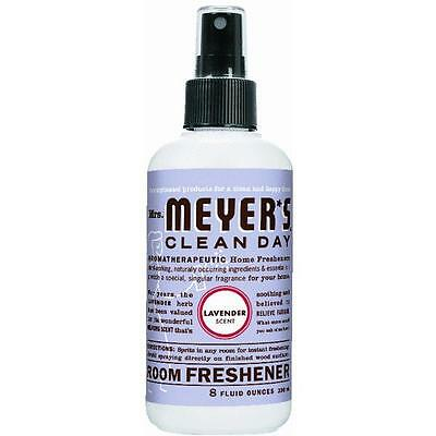 Mrs. Meyers Clean Day Lavendr Spray Air Freshenr 8 Fl.oz. X 6  nonaerosol 14153  ()