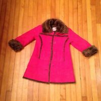 Children's dress coats