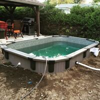 Installation piscine et spa
