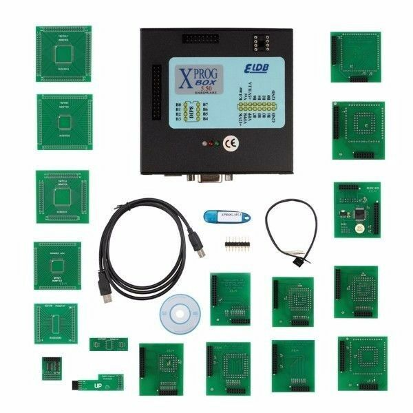 X-PROG Box ECU Programmer*In Stock*