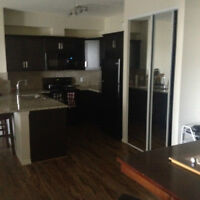 Airdrie 2 bedroom 2 bathroom apartment - looking for roomate
