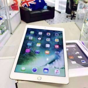 AS NEW IPAD AIR 2 64GB GOLD WI-FI/CELL UNLOCKED LONG WARRANTY Surfers Paradise Gold Coast City Preview