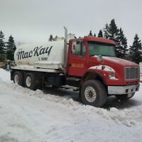 1995 Freightliner FL106 Vac Truck