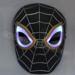 black spiderman mask - photo #37