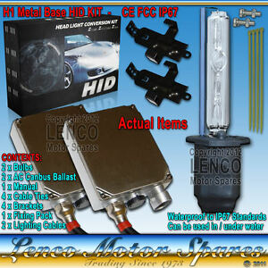 H1-6000K-QUALITY-CANBUS-AC-BALLASTS-HID-Conversion-KIT-Waterproof-NEW-2012