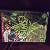 Sims three showtime expansion pack