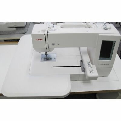 Janome Extra Wide Embroidery Hoop Table for 400e 500e New