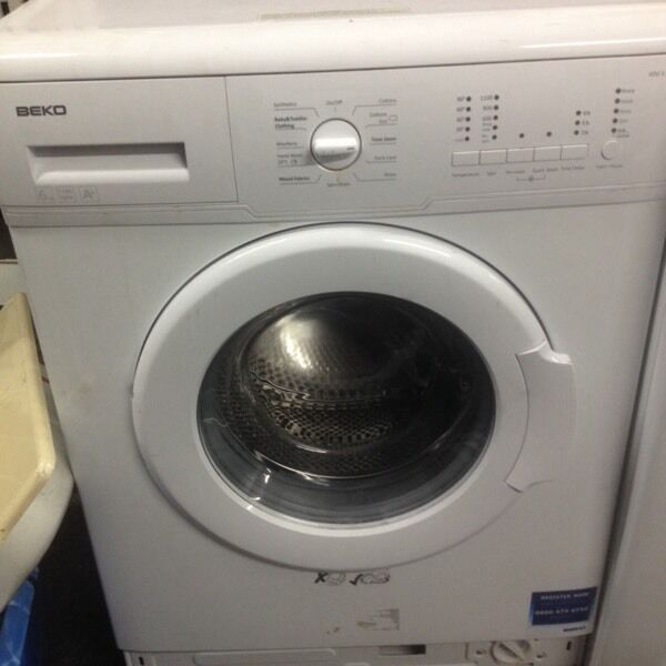Beko washing machine 50in Mansfield, NottinghamshireGumtree - Washing machine, fully working, good clean condition, comes with pipes, can deliver and remove old appliance