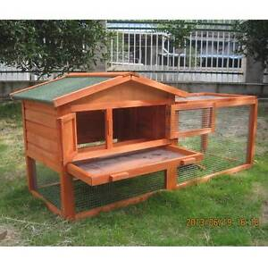 ♥♥♥ New Style Double Rabbit /Guinea Pig Hutch ♥♥♥ Londonderry Penrith Area Preview