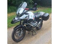 BMW R1150GS Adventure 2002 non ABS, inc Panniers