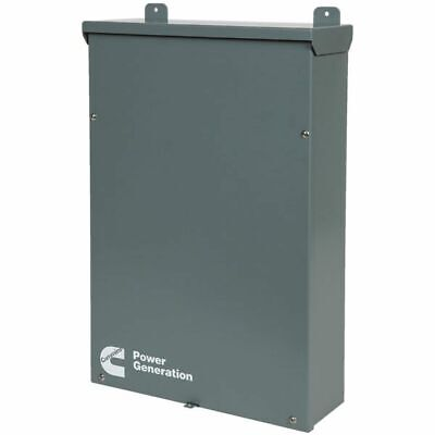 Cummins Ra-400-se - 400-amp Outdoor Automatic Transfer Switch For Rsrx Gener...