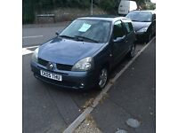 Renault Clio 1.2 for sale 995ono