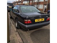 MERCEDES E220 COUPE W124 - OPEN TO OFFERS