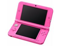 USED Nintendo 3DS XL Pink