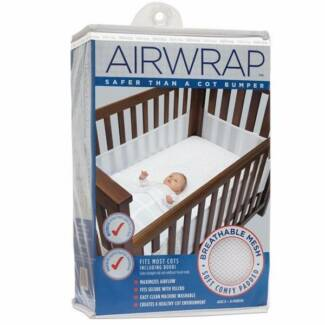 Airwrap Cot Bumper Taree Greater Taree Area Preview