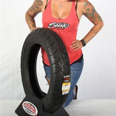 150/80-17 Shinko 230 Tour Master Front Tire