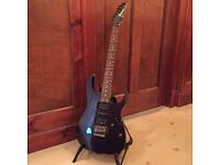 LOWER PRICE! Ibanez RG470 electric guitar with case and accessories