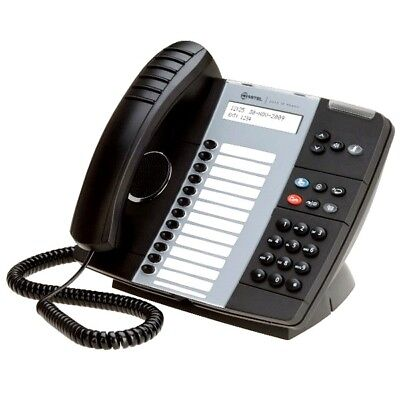 Mitel 5312 Ip Phones Dual Mode Voip Telecom Business With Handsets And Bases