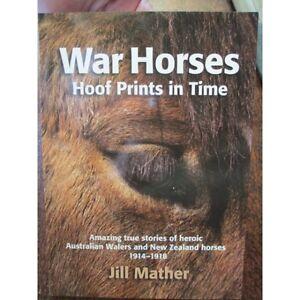 Anzac War Horses True Australian Stories WW1 Light Horse book
