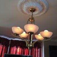 Lustre , chandelière , luminaire