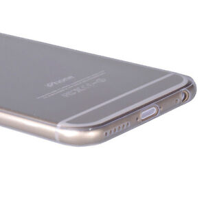 ULTRA THIN CLEAR SILICONE SOFT COVER CASE FOR IPHONE 6 SNAP ON Regina Regina Area image 6