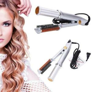 Rotating blow dryer/styler
