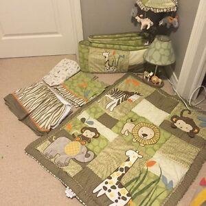 Crib bedding Cocalo Azania