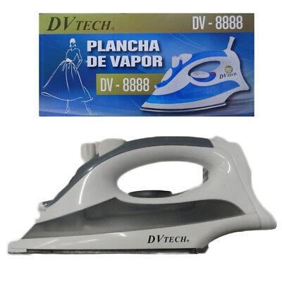 Plancha de Vapor Vertical Antical y Antigoteo Cable Giratorio 2000W Ajustable