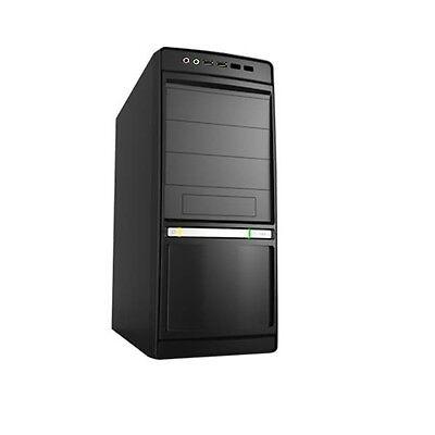 PC Tower Gehäuse LC3261-24 Full ATX mit Front USB & Audio - NEU  TOPP