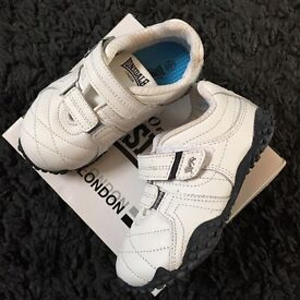 Lonsdale trainers - children's