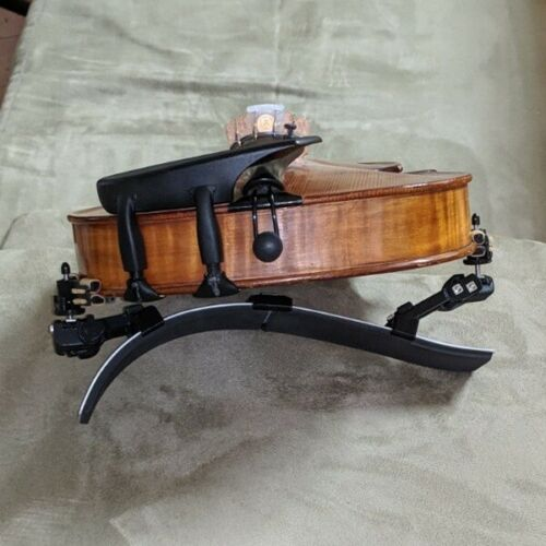 Ravitz Violin Shoulder Rest, Adjustable, Handmade