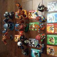 Skylanders Giants with 12 Characters