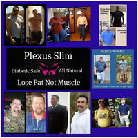Plexus isn't just about getting skinny but getting healthy.