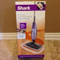 Shark floor steamer