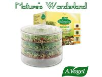 A Vogel Biosnacky 3 Tier Germinator Large Seed Sprouter