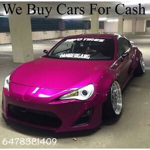 ✝$$HIGHEST PRICES$$✝FOR SCRAP CARS +USED CARS ✔️6478381409