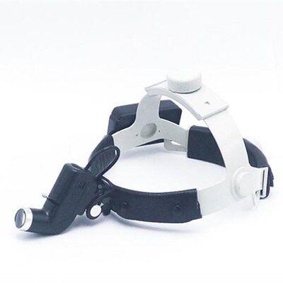 Wiresless 5w Led Dental Medical Surgical Headlight Head Light 2 Batteries