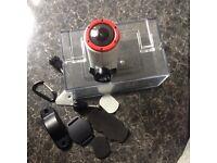 Polaroid helmet action cam/HD
