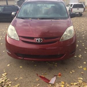 I have Toyota Sienna for sale