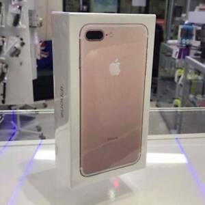 BRAND NEW IPHONE 7 PLUS 128GB ROSE GOLD / GOLD / JET BLACK / RED Surfers Paradise Gold Coast City Preview