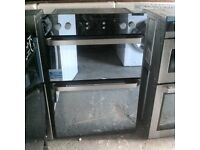 Brand New-electric double oven comes with a store guarantee PRP 299.99+ **SALE ON NOW!***